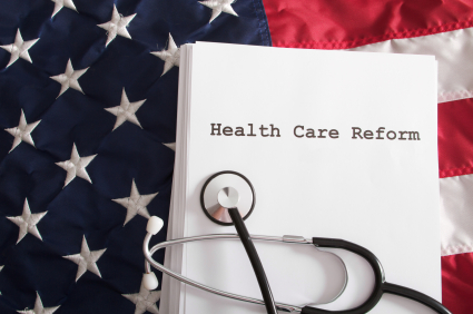 Health Care Reform/Flag